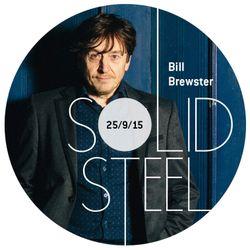 Solid Steel Radio Show 25/9/2015 Hour 1 - Bill Brewster