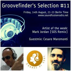 Groovefinder's Selection #11 (14th August 2015) - Hour 2