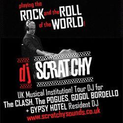Scratchy Sounds Demo Mix 2010-11