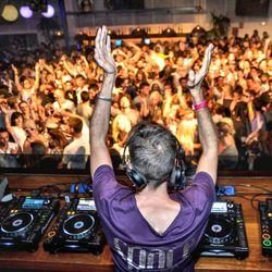 Ramon Castells @ Space Ibiza - sesión de Tech House