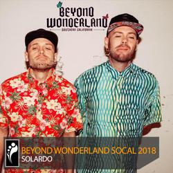 Solardo – Beyond Wonderland SoCal 2018 Mix