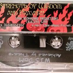 Thee-o - Wisdom (side.b) 1996