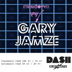 Mixdown with Gary Jamze September 14 2017