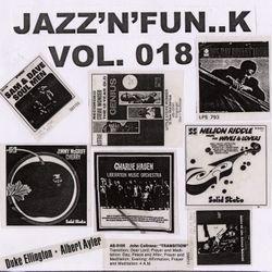 Jazz'N'Fun..K TR018 - Super Bad - Toni Rese Dj