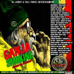 DJJUNKY - GANJA SMOKING SESSION VOL.2 MIXTAPE