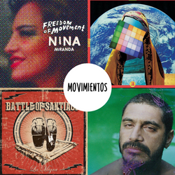 Movimientos SOAS Radio 26/4/17 w/ Guest Nina Miranda + Criolo|Quantic|Supersan|Battle of Santiago