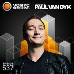 Paul van Dyk's VONYC Sessions 537 – Will Atkinson