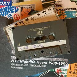 NY Live w/Mayhem, Sunset & DJ Riz 89.1 WNYU March 20, 1996