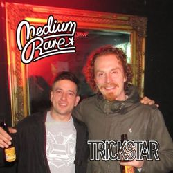 DJ Mylz on The Medium Rare Show (Trickstar Radio) - hosted by Tucka