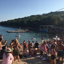 Andrea Trout - Beach Stage - Suncebeat 2019