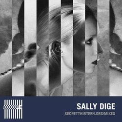 Sally Dige - Secret Thirteen Mix 151