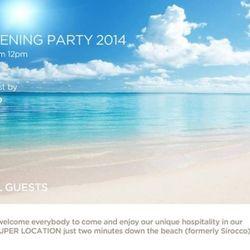 KARLOS SENSE @ OPENING SANDS - 13 ABRIL 2014