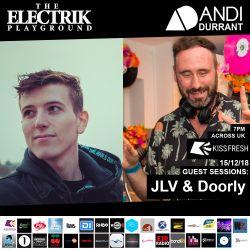 Electrik Playground 15/12/18 inc. JLV and Doorly Guest Mixes