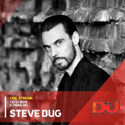 Steve Bug Live from DJ Mag HQ 13/3/2015
