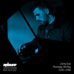 Jonny Dub - Hessle Audio show takeover - RInse Fm May 2017