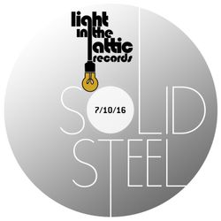 Solid Steel Radio Show 7/10/2016 Hour 1 - Light In The Attic