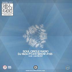 DJ Mza Pt.XVI Show #165