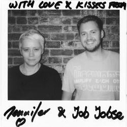 Radio Show #904 with Jennifer Cardini & Job Jobse