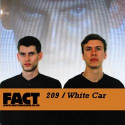 FACT Mix 209: White Car