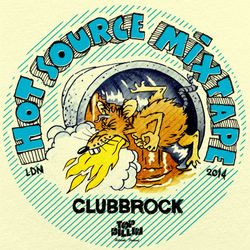 Clubbrock - Hot Source Mix (2014)