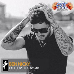 Ben Nicky — EDC New York 2016 Mix