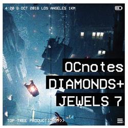 OCnotes Top Tree Diamond & Jewels Mix 7