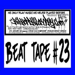 Beat Tape #23 - HipHopPhilosophy.com Radio