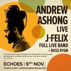 J-Felix - Echoes Exclusive Mix
