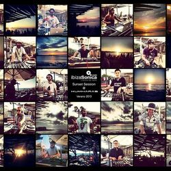 SONICA SHOWCASE - IBIZA SONICA SUNSET SESSIONS FROM KUMHARAS - 20 / 9 / 2013 - IBIZA SONICA