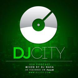 DJ NASA - DJcity Podcast - 12/03/13