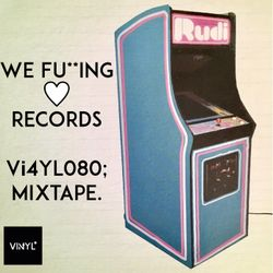 Vi4YL080: Mixtape - funky, dub, beats, hip-hop and grooves 30 minute vinyl only workout! BRISTOL :)