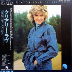Olivia Newton-John – Clearly Love  1975  Japan