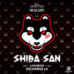 Shiba San @ Exchange LA - 09.02.17