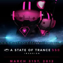 Kristina Sky Live @ A State of Trance 550 (Den Bosch, NL) (A State of Pink) [03-31-2012]