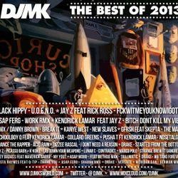 DJ MK - BEST OF 2013 -  HIP HOP MIX