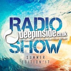 DEEPINSIDE RADIO SHOW 158 (Summer Edition 2017)