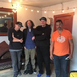 Danny Holloway w/guests Mario C (Beastie Boys) and Matt Robinson – Heads Up (05.10.17)