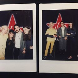 Georgie Rogers Music Discovery with Blaenavon in session and Nancy & Lee vinyl on Virgin Radio