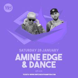 2017.01.28 - Amine Edge & DANCE @ Switch, Southampton, UK