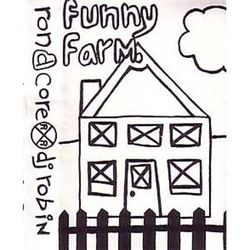 Ron D Core - Funny Farm vol.1 (side.a) 1994