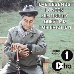 London Elek 30 min mix for Friction's Legends of D&B broadcast 03-11-2015