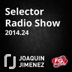 Selector Radio Show with Joaquin Jimenez 2014.24