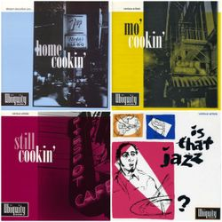 Ubiquity Records special - Part 1 (Cookin')