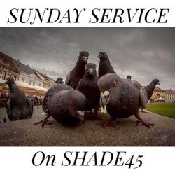 "SUNDAY SERVICE FEB 12 PIGEON "" HARDEST ALBUM COVER EVER """