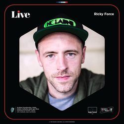 Ricky Force - TheSugarClub Live!