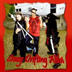 Crazy Drifting Alibi