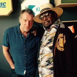 Soul Time with George Clinton & Steve Cropper