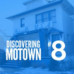 Discovering Motown No.8