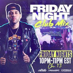 Friday Night Club Mix 4.19.19