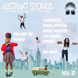 VBSTRAKT SOUNDZ //|\ VOL 37 | Powered by Nippon Groove Records | 2017